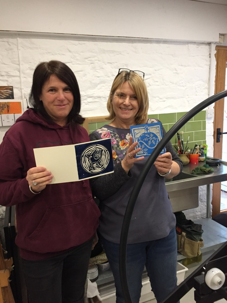 Skirrid Print Studio More happy customers