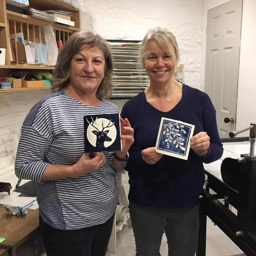 Skirrid Print Studio satisfied customers